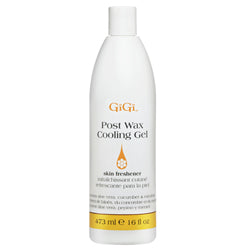 Post Wax Cooling Gel, 16 oz - Spa & Bodywork Market