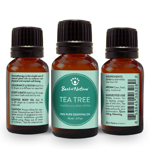 Tea Tree Essential Oil - Spa & Bodywork Market