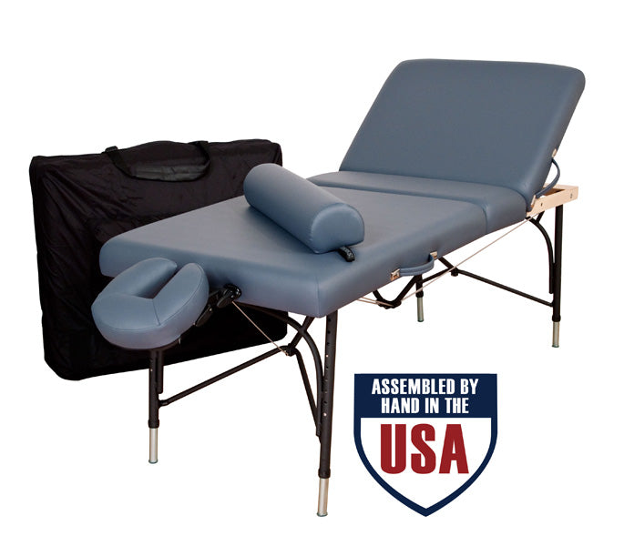 Alliance Aluminum Massage Table - Essential Package - Spa & Bodywork Market