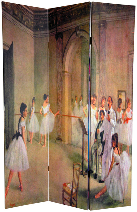 Degas' Dancers (Canvas/Double Sided) - Spa & Bodywork Market