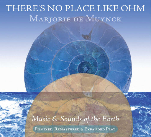 There's No Place Like Ohm Vol 1 CD: Music & Sounds of the Earth - Spa & Bodywork Market