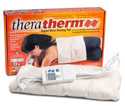 Theratherm Automatic Moist Heating Pack - Spa & Bodywork Market