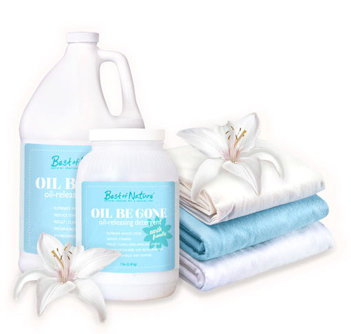 Oil Be Gone Laundry Detergent - Spa & Bodywork Market