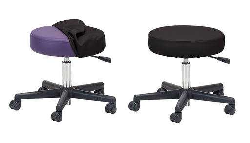 Rolling Massage Stool Cover - Spa & Bodywork Market