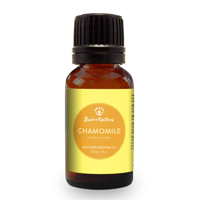 Roman Camomile Essential Oil - Spa & Bodywork Market