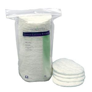 "3"" Large Cotton Rounds - Spa & Bodywork Market"