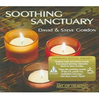 Soothing Sanctuary by David & Steve Gordon - Spa & Bodywork Market