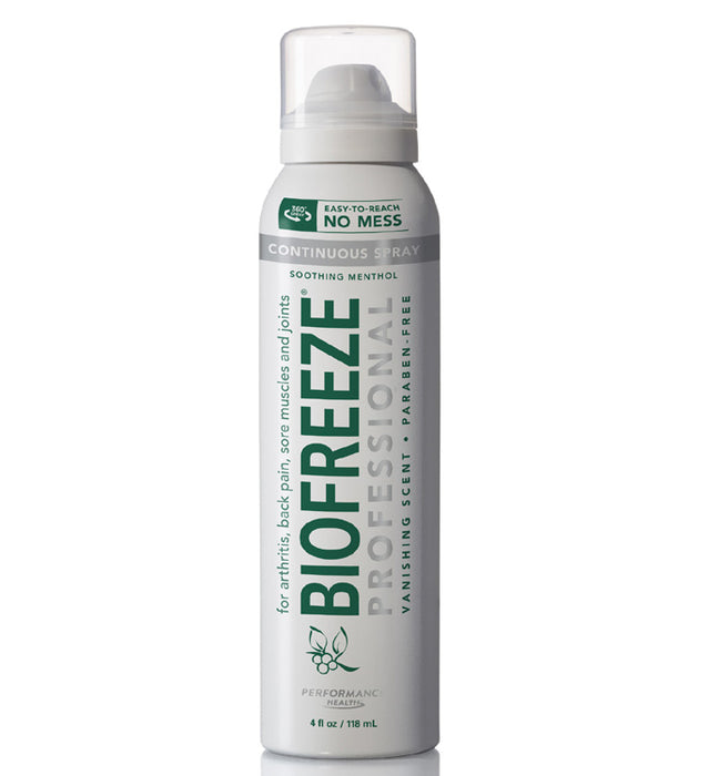Biofreeze Professional 360 Spray - Spa & Bodywork Market