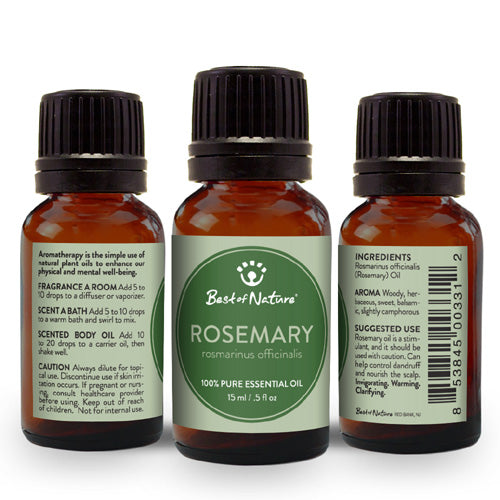 Rosemary Essential Oil - Spa & Bodywork Market