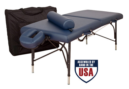 Wellspring Massage Table - Essential Package - Spa & Bodywork Market