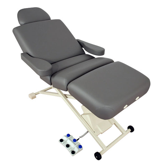 ProLuxe Electric Salon Top - Oakworks - Fully Powered Electric Design! - Spa & Bodywork Market
