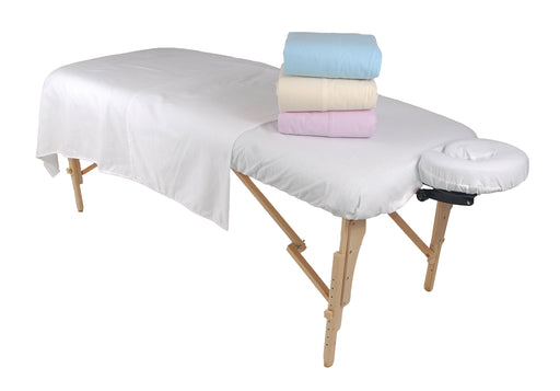 Flannel Sheet - Flat - Spa & Bodywork Market