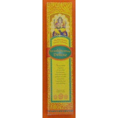 Frankincense Deluxe Incense - Spa & Bodywork Market