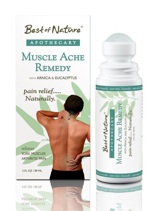 Muscle Ache Remedy - Spa & Bodywork Market