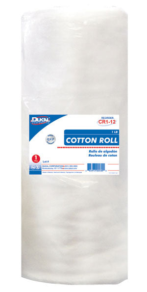 Cotton Roll, 1 lb - Spa & Bodywork Market