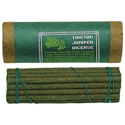 Tibetan Juniper Incense - Spa & Bodywork Market
