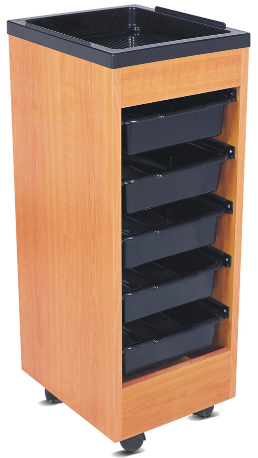 Spa Trolley - 5 Drawers - Spa & Bodywork Market
