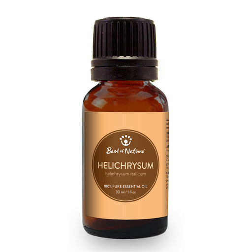 Helichrysum Essential Oil - Spa & Bodywork Market