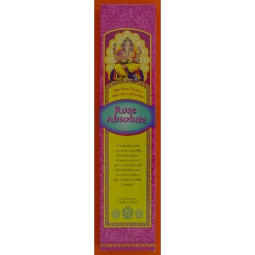 Rose Absolute Incense - Spa & Bodywork Market