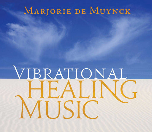 Vibrational Healing Music CD - Spa & Bodywork Market