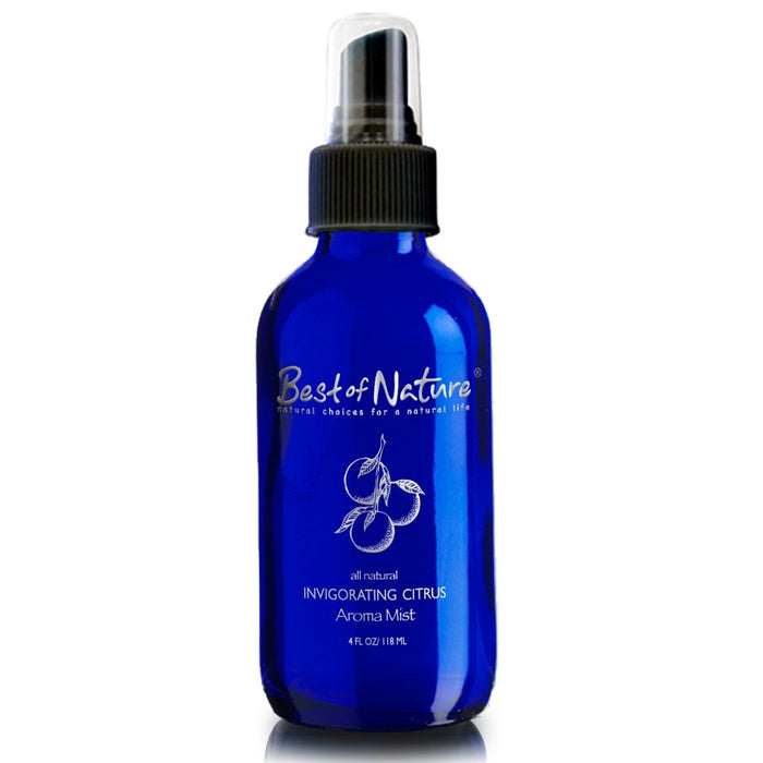 Invigorating Citrus Aroma Mist - Spa & Bodywork Market