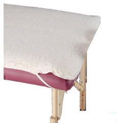 Fleece Table Pad - Spa & Bodywork Market