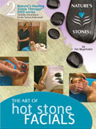 Art of Hot Stone Facials DVD - Spa & Bodywork Market