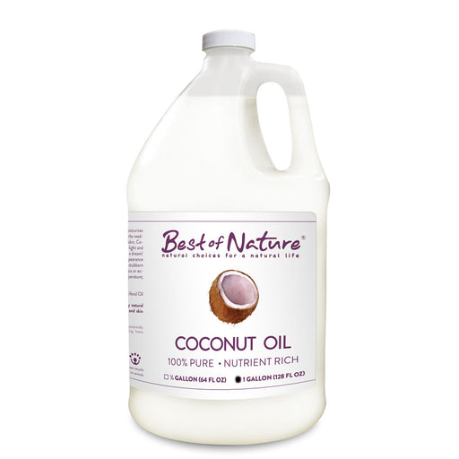 Coconut Oil - Spa & Bodywork Market