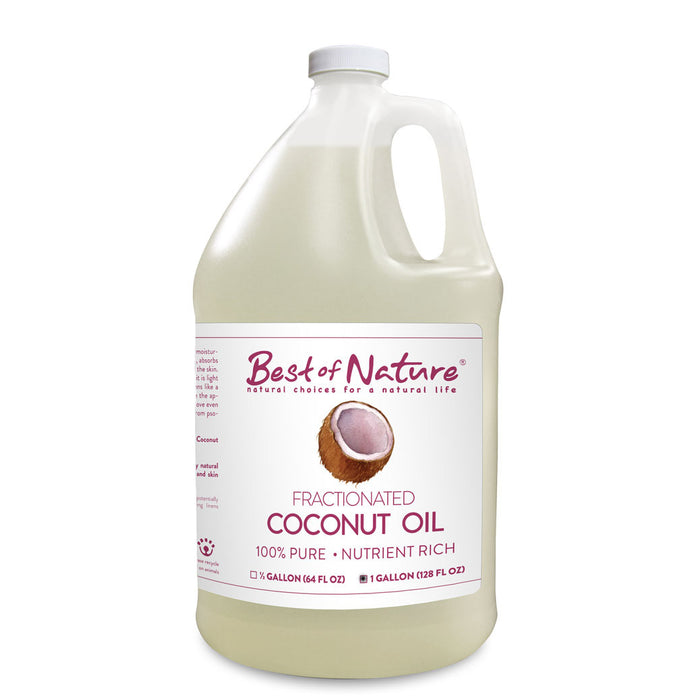 Coconut Oil, Fractionated - Spa & Bodywork Market