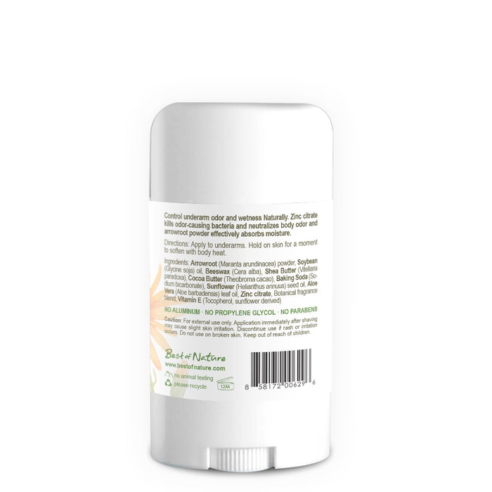 Summer Rain Natural Deodorant - Spa & Bodywork Market