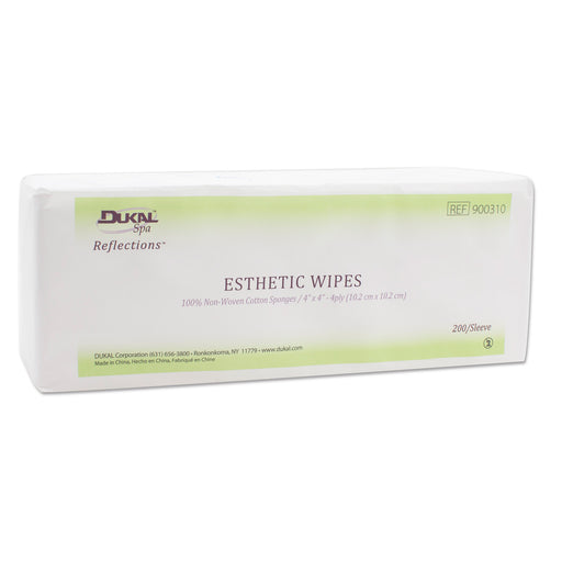 Reflections Esthetic Wipes - Spa & Bodywork Market