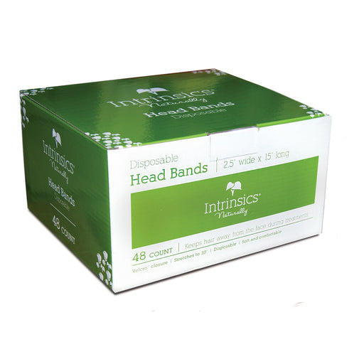 Disposable Headbands 48 count - Spa & Bodywork Market