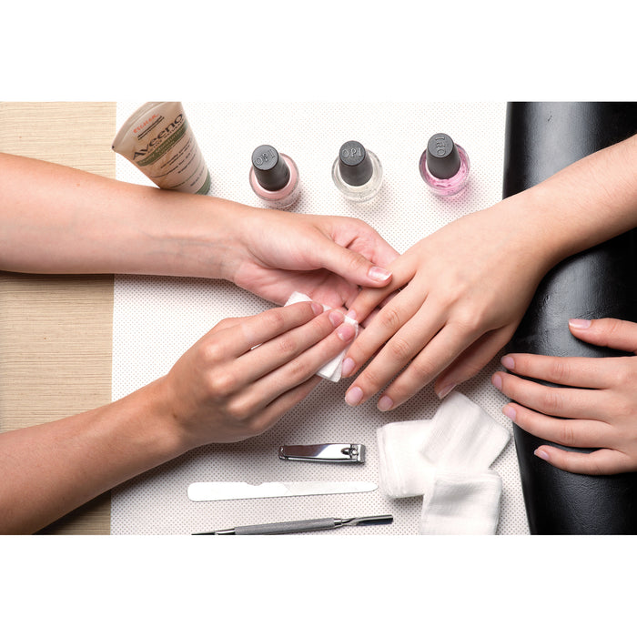 "Nail Tech's Choice - 2"" x 2"" pads - Spa & Bodywork Market"