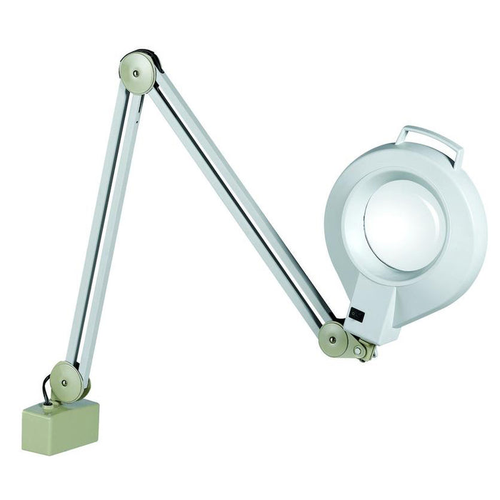 Magnifying Lamp (5x and 8 x magnification) - Free Shipping! - Spa & Bodywork Market