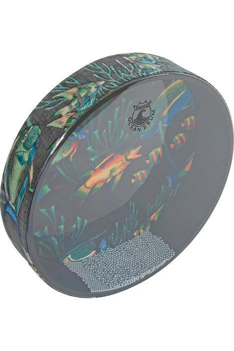 Ocean Drum - Fish Graphic
