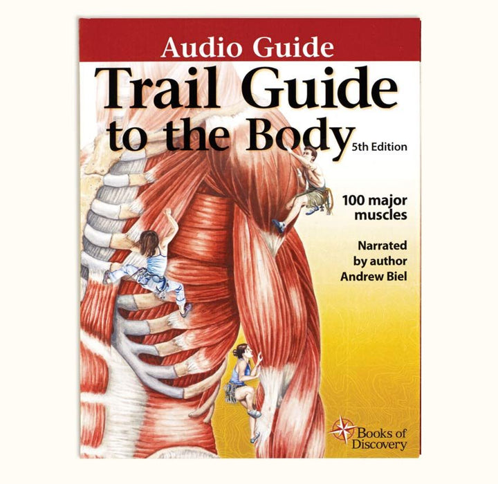 Trail Guide to the Body - Audio Guide - Spa & Bodywork Market