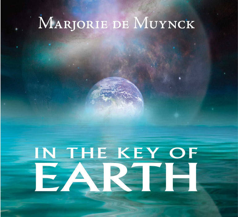 In the Key of Earth CD - Spa & Bodywork Market
