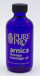 Arnica Therapy Massage Oil, 4 oz