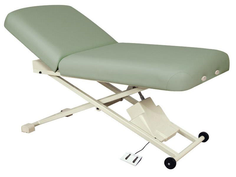 Proluxe Lift Assist Back Rest Massage Table - Spa & Bodywork Market