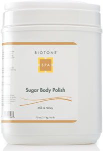 Milk & Honey Sugar Body Polish - Spa & Bodywork Market
