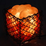 Himalayan Salt Square Massage Stone Warmer + Stones - Spa & Bodywork Market