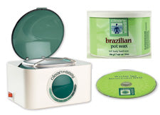 Brazilian Full Body Waxing Kit - Spa & Bodywork Market