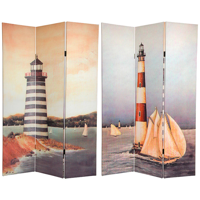Lighthouses (Canvas/Double Sided) - Spa & Bodywork Market