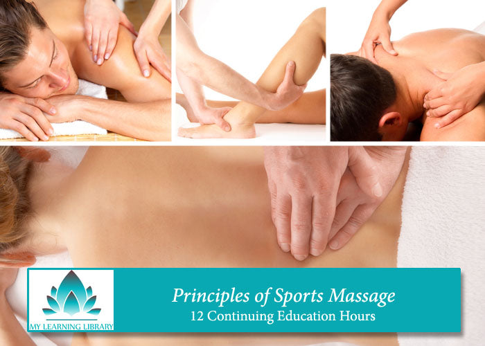 Sports Massage -  12 CE Hours - Spa & Bodywork Market