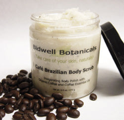 Cafe Brazilian Sugar Scrub - Spa & Bodywork Market