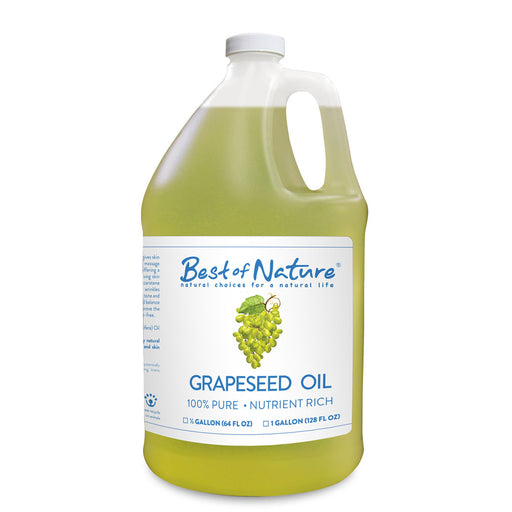 Grapeseed Oil - Spa & Bodywork Market