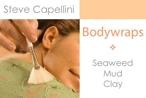 Steve Capellini - Spa Body Wraps - 3 CE Hours - Spa & Bodywork Market