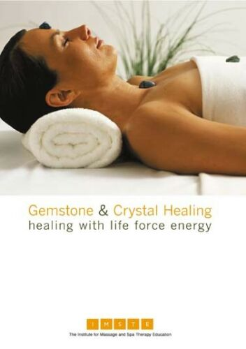 Gemstone & Crystal Healing: Healing with Life Force Energy DVD