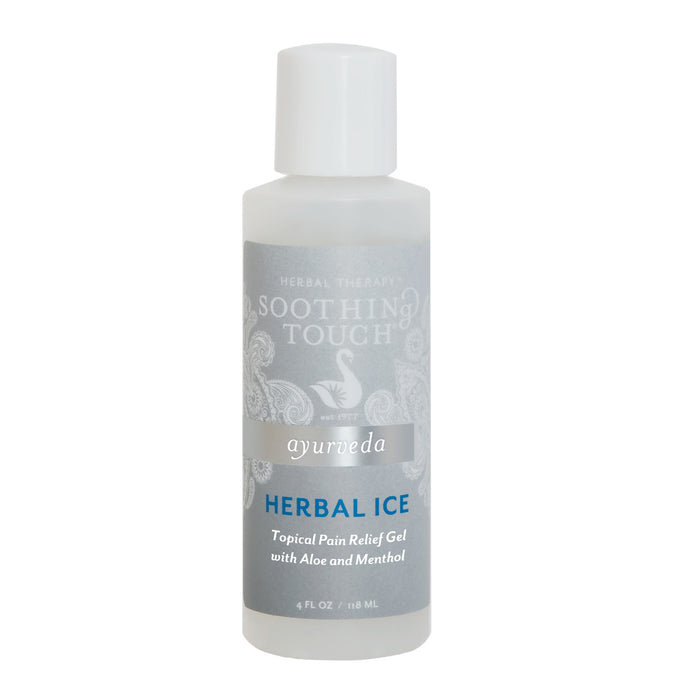 Herbal Ice - Topical Pain Relief Gel with Menthol