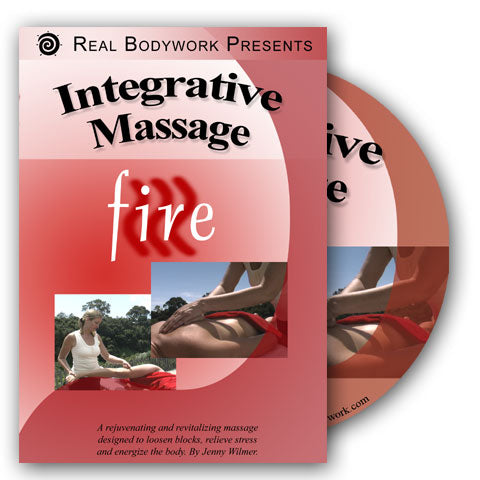 Integrative Massage: Fire DVD